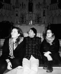 Marie-Soleil Roy, Alain Lépine et Marie Maude Boiclair