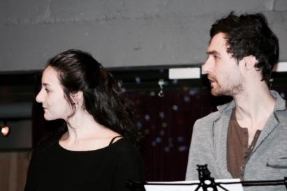 Marie Maude Boiclair et Guillaume Regaudie Soirée OMAD théâtre La Licorne